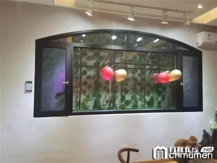 富奥斯门窗贵州遵义专卖店,完美展现品牌风格新形象