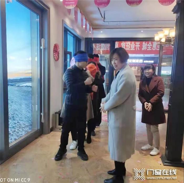 裕安门窗强势进驻河南郑州、湖北荆州,两店齐开 火爆开业!