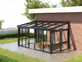 欧铂尼门窗阿波罗系列产品节能阳光房效要图