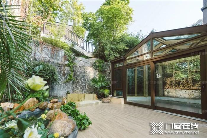 墨瑟门窗阳光房,打造每个东方人的居住梦想!