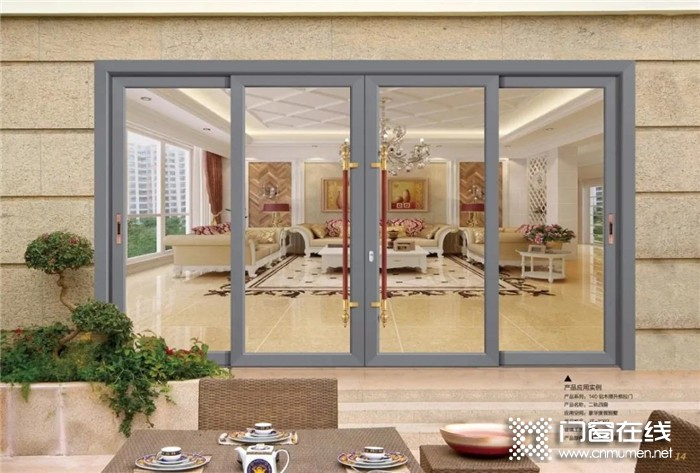 """简纳斯门窗,让你告别喧嚣,静""""享最舒适的家居生活"""