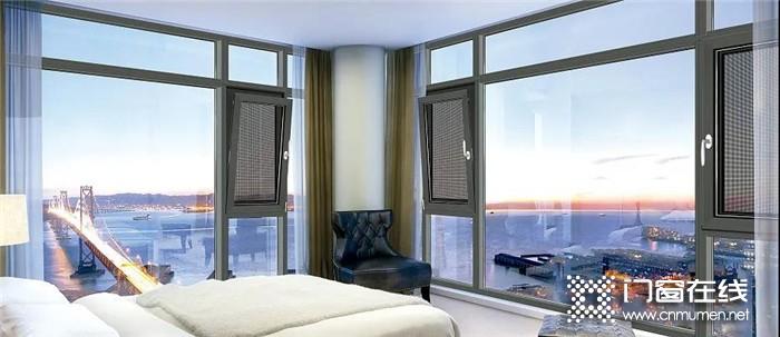 帝奥斯108爱琴海系列,为讲究生活品质的你,提供一个完美的门窗选择!