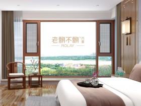 老赖不赖新中式门窗效果图,抹不去的中式情结
