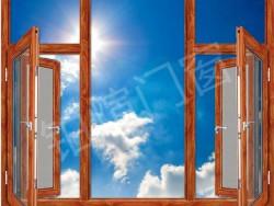 佛山品牌铝合金门窗-铂煊门窗-平开窗