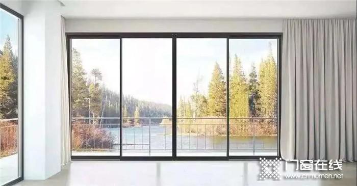 亿合门窗注重细节,真正的舒适不仅在空间形态,更在细节深处
