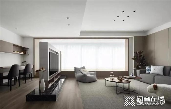 富奥斯极简家居空间赏析,最大化利用空间,体现极简空间的美