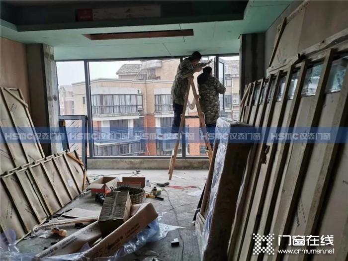 窗户高空坠落频发,汉森门窗严格把控材质,保障你的安全