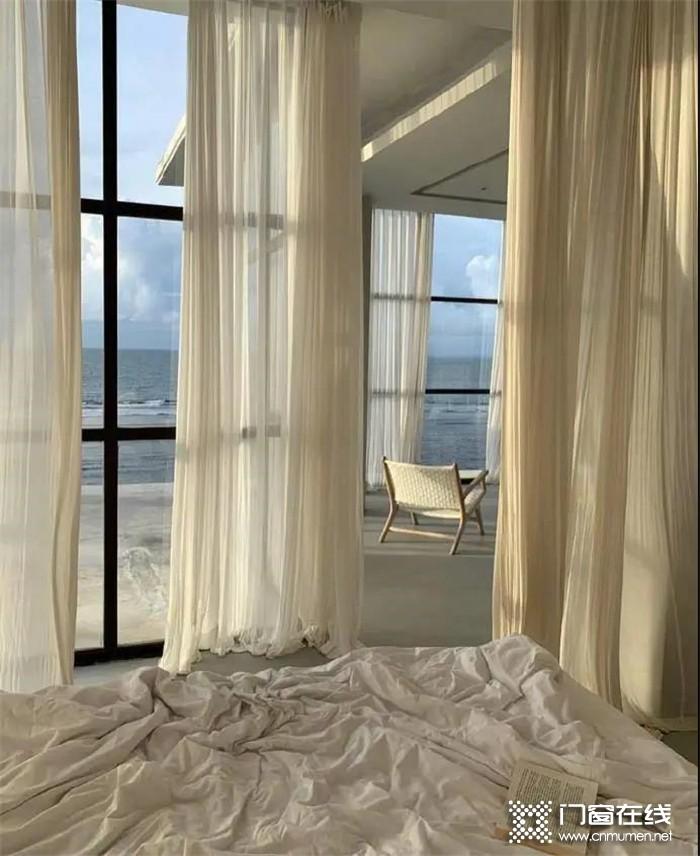 德技优品门窗为你演绎现代风潮,打造极简轻奢家居环境