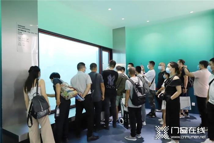 欧哲门窗盛装登陆广州建博会,给你带来非同凡响的视觉臻宴与产品体验!