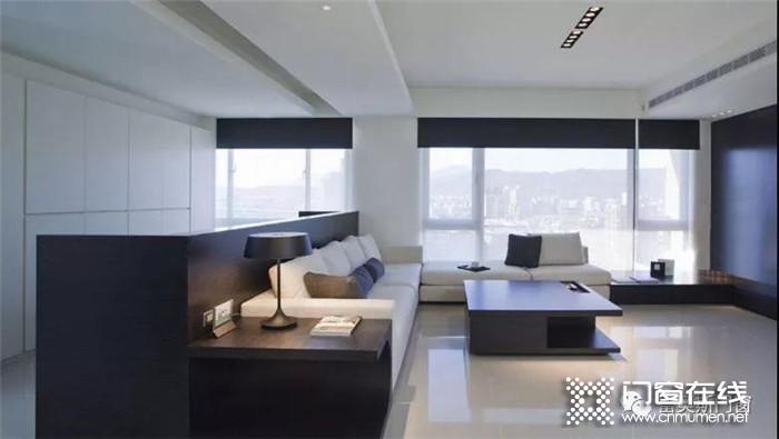 富奥斯告诉你选择合理的门窗设计,能让空间增加采光度