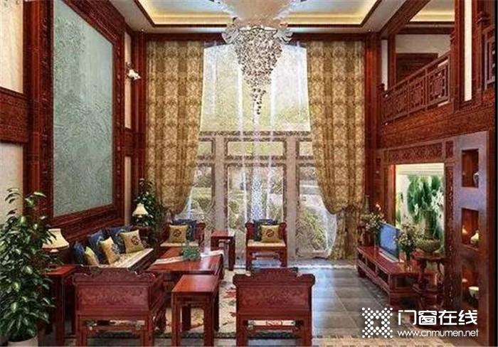 新中式风格门窗不知如何搭配,记住老赖不赖教你的这些就够了