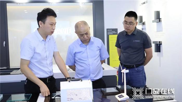 推动可持续发展建设!贵州省资源节约利用协会领导莅临亿合考察调研