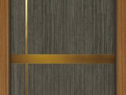 重庆实木复合门厂  装板贴皮门