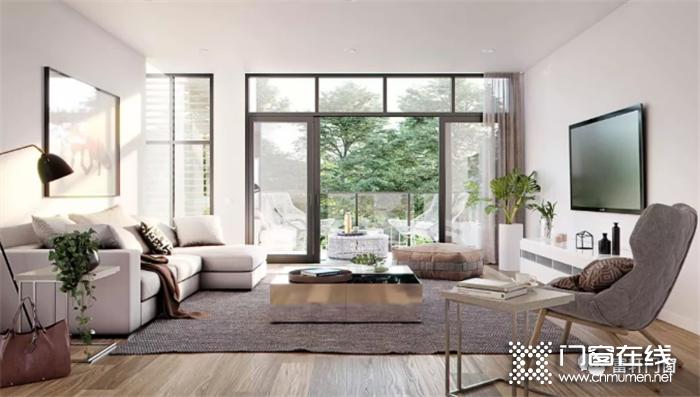 客厅和阳台之间隔断该怎么设计呢?富轩来告诉你