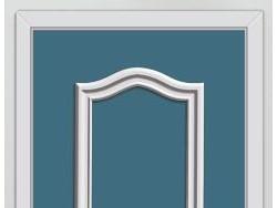 实木门品牌   喷漆木门