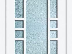 实木强化复合门  半开放漆木门