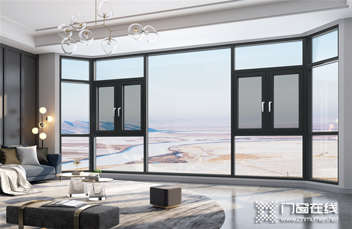 远离都市的喧嚣,安格尔门窗将噪音隔绝于室外,让你尽情享受静谧睡眠