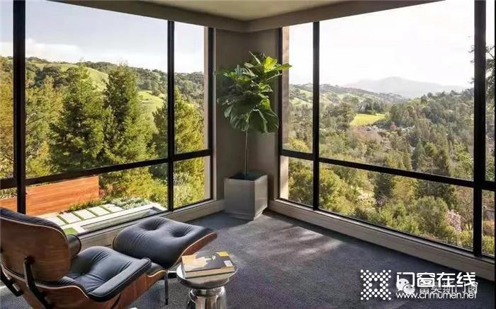"""""""窗户是建筑的眼睛"""",富奥斯门窗为家居添置灵动视野"""