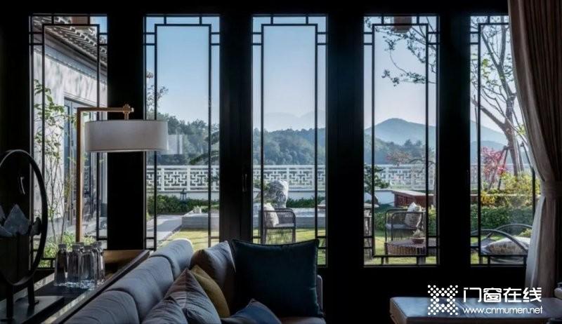 亮阁新中式铝门窗设计 沉淀千年的美学