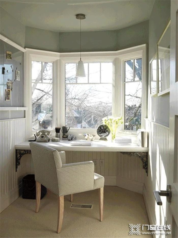 飘窗设计选择皇派,这样装修隔壁家都羡慕!