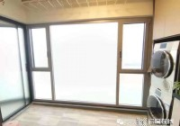 高层封阳台的常识及注意事项
