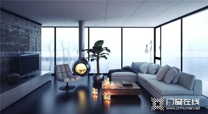 对秋冬的期待,就交给罗兰西尼门窗吧