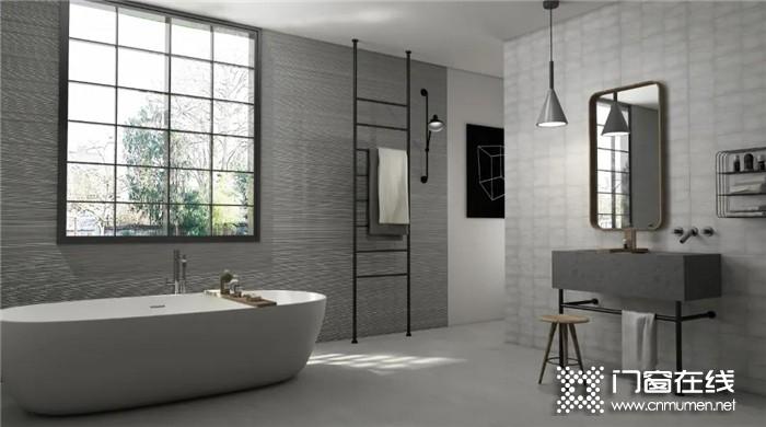 做梦都想拥有的无敌浴室,皇派教你几招就搞定!