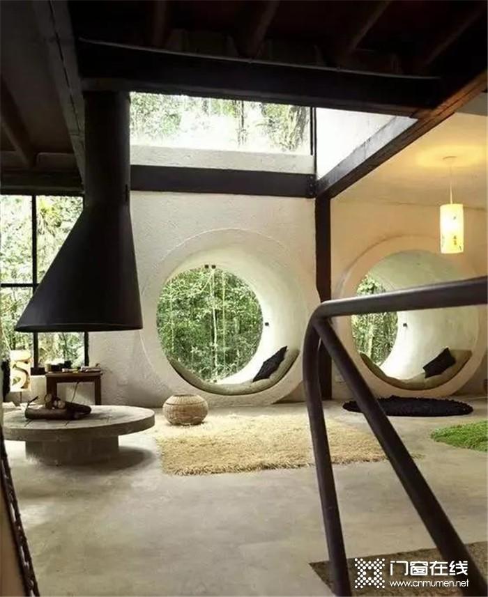 皇派带你瞧瞧生活中有哪些创意窗户设计?