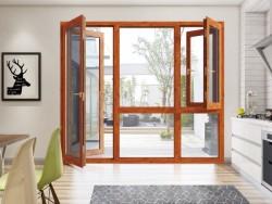 佛山品牌铝合金门窗-铂煊门窗-平开门