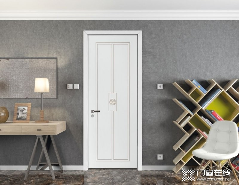 开开木门白色木门设计 带你回归天然纯净的美