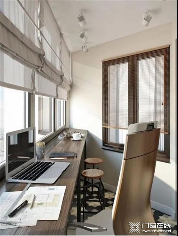 阳台空间配亿合门窗,才是向往的生活!