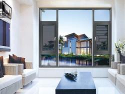 佛山六扇门铝合金门窗-115断桥平开窗系列