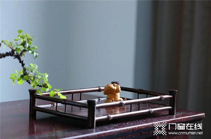 怡发东方上品定制门窗,带有浓浓的传统文化韵味