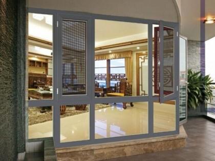 佛山十大品牌铝合金门窗-志合鲁班门窗-平开窗招商