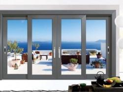 佛山品牌铝合金门窗-南铂望门窗-推拉窗