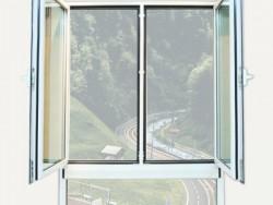 芬丝特堡65系统门窗北京品牌工厂直营隔音保温防水平开内倒窗