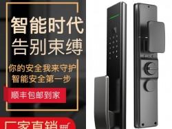弘博汇智能锁 F5全自动锁家用智能锁