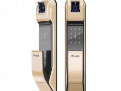 朴墅指静脉锁 P82指静脉智能锁感应锁密码锁