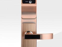 安嘉智能锁-AN-055人脸智能锁
