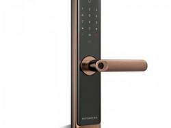 汇泰龙智能锁 A6家用防盗门密码电子门锁