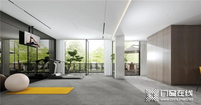 别墅装修选择百利玛门窗,提升空间高级轻奢气质