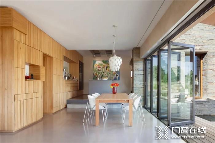 想要品质生活空间的你,怎能错过高品质的欧迪克折叠门