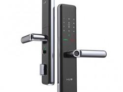 KUB智能锁 KX7直板IML工艺智能密码锁