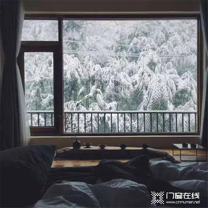 严寒冬季,富轩提醒你门窗也要注重保养!