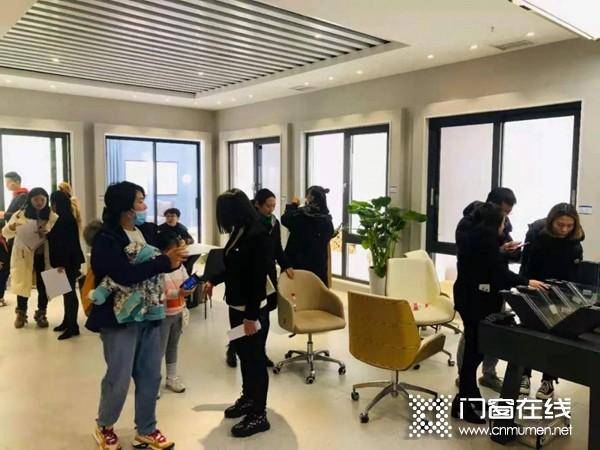 十全十美 ,重庆天东门窗第10家直营店园博园店盛大开业!