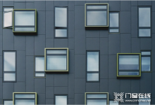 欧迪克托宁系列平开窗,一窗美了一座房
