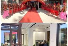 厚积薄发,如约而至!欧莱诺门窗惠州淡水店盛大开业!