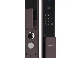 唐缔智能锁 QL01家用推拉式指纹密码锁