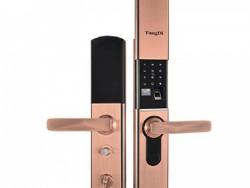 唐缔智能锁 HX03滑盖智能锁家用防盗门锁