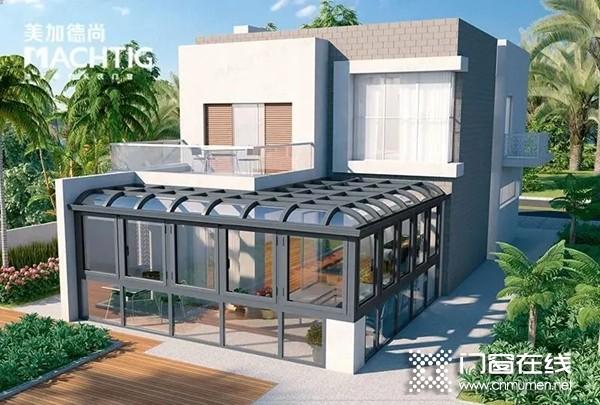 美加德尚门窗   门窗精巧设计方案,小居室也能拥有大空间!